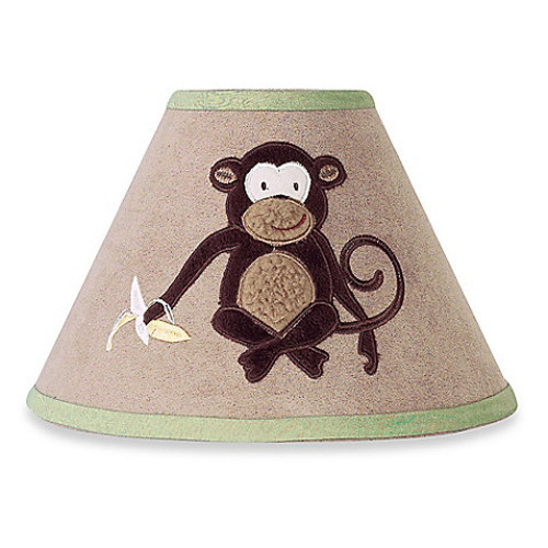 Sweet Jojo Designs Monkey Time Lamp Shade