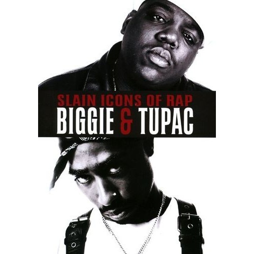 Slain Icons of Rap: Biggie & Tupac [DVD] [English] [2011]