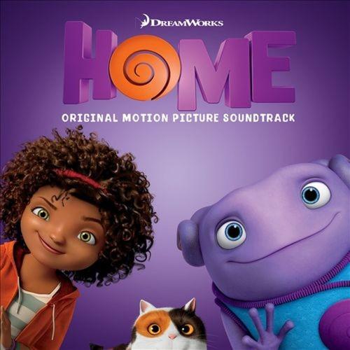 Home [Original Soundtrack] [CD]