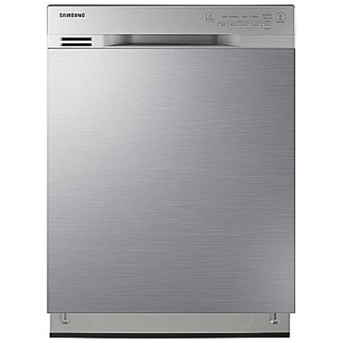 Samsung 24 Front Control Dishwasher with Stainless Steel Interior - Stainless Steel