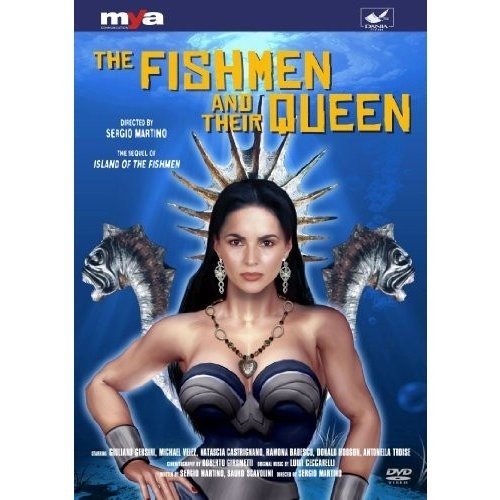 The Fishmen and Their Queen [DVD] [1995]