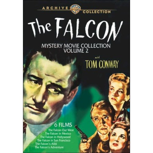 The Falcon Mystery Movie Collection, Vol. 2