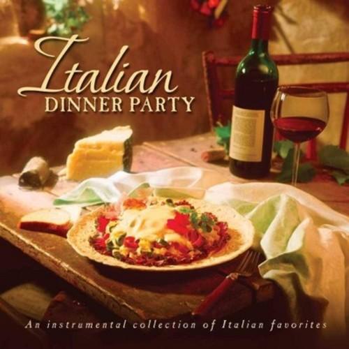 Various - Italian dinner party (CD)
