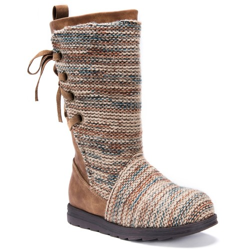 MUK LUKS Lucinda Women's Water Resistant Winter Boots