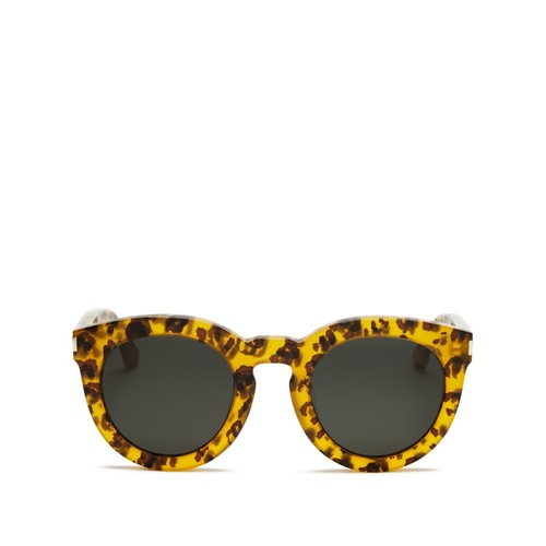 SAINT LAURENT Sl 102 Round Sunglasses, 47Mm