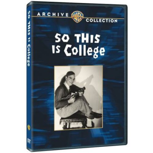 So This Is College: Elliott Nugent, Robert Montgomery, Cliff Edwards, Sally Star, Phyllis Crane, Sam Wood: Movies & TV