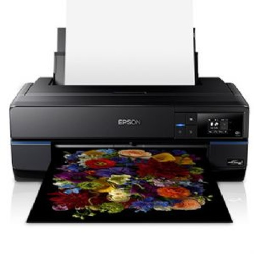 Epson SureColor P800 Inkjet Printer - 2880 x 1440 dpi, USB 2.0, Ethernet, Wi-Fi Connectivity, 17