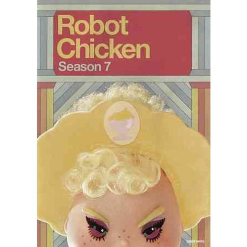 Robot Chicken: Season Seven (DVD)