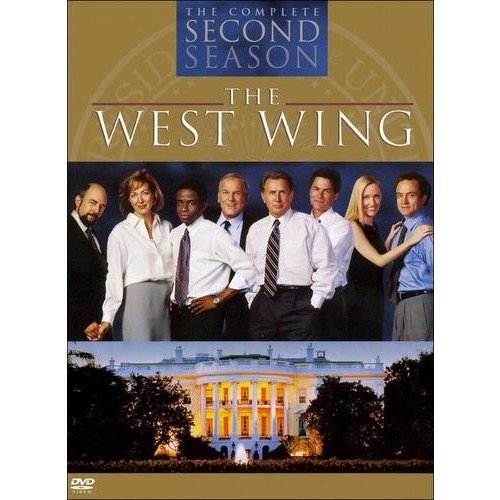 West Wing-Complete 2nd Season