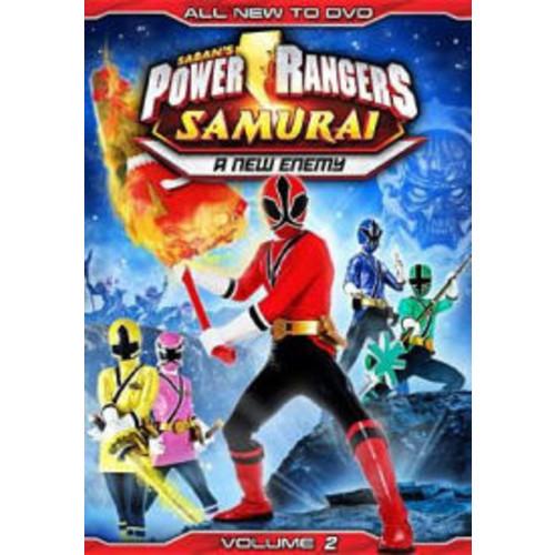 Power Rangers Samurai: A New Enemy 2