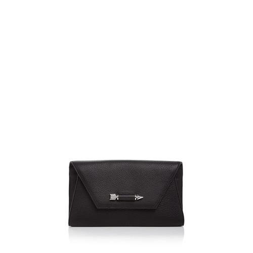 MACKAGE Flex Leather Clutch