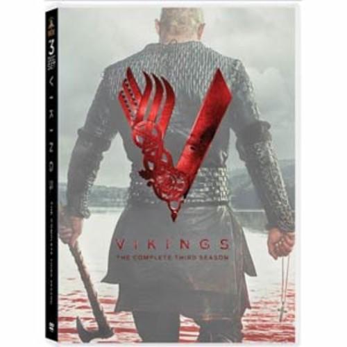 Vikings: The Complete Third Season [DVD]