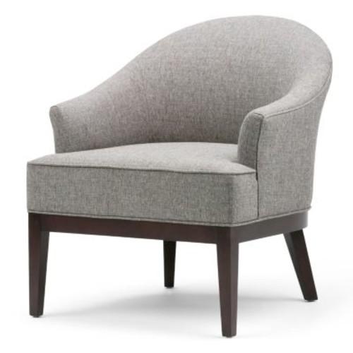 Simpli Home Louise Tub Accent Chair
