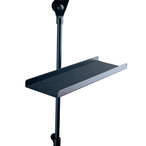 K&M 12218 Aluminum Tray for Music Stands