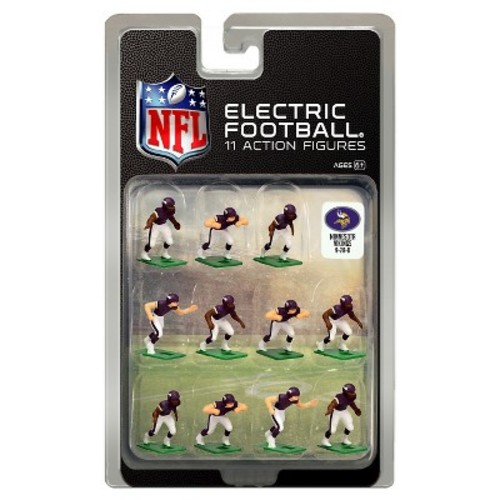 Tudor Games Minnesota Vikings Dark Uniform NFL Action Figure Set