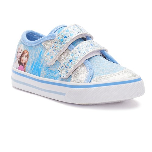 Disney's Frozen Anna & Elsa Toddler Girls' Sneakers