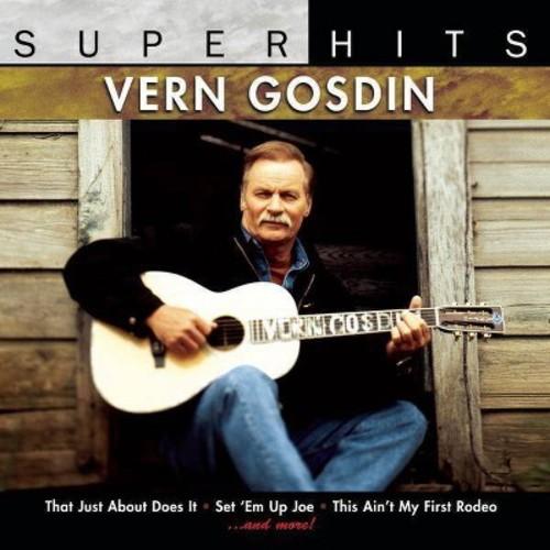 Vern gosdin - Super hits:Vern gosdin (CD)