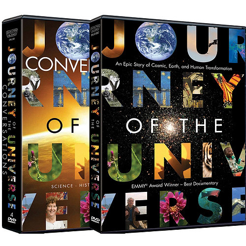 Journey of the Universe: The Complete Collection [5 Discs] [DVD]