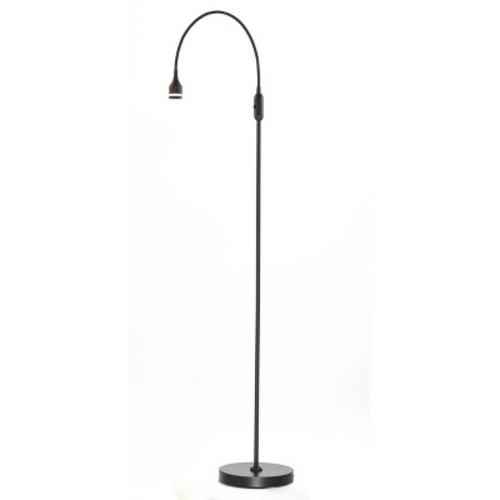 Adesso Prospect LED Steel Floor Lamp