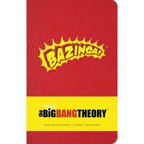 Big Bang Theory Journal (Hardcover)