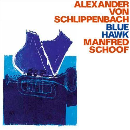 Blue Hawk [CD]