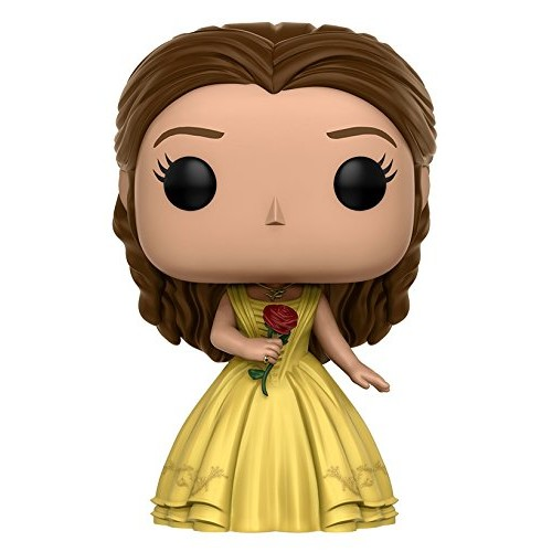 Funko POP Disney: Beauty & The Beast Yellow Gown Belle Toy Figure [Yellow Gown]