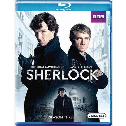 Sherlock: Season Three (Blu-ray) (Widescreen)