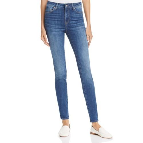 Alissa High Rise Skinny Jeans in Dark Indigo