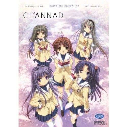 Clannad: Complete Collection [4 Discs] [DVD]