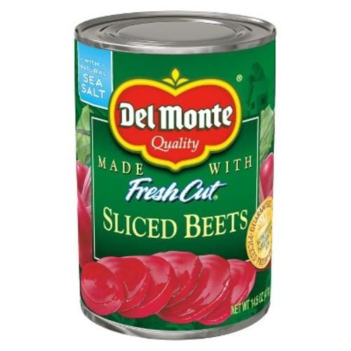 Del Monte Fresh Cut Sliced Beets 14.5 oz