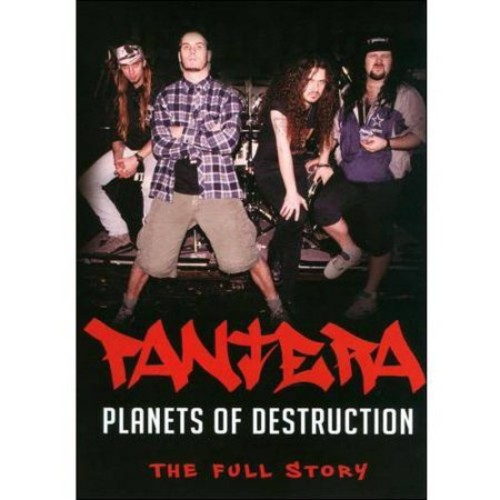Pantera-Planets of Destruction