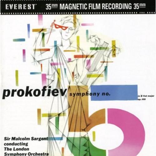 Prokofiev: Symphony No. 5 [CD & DVD-A]
