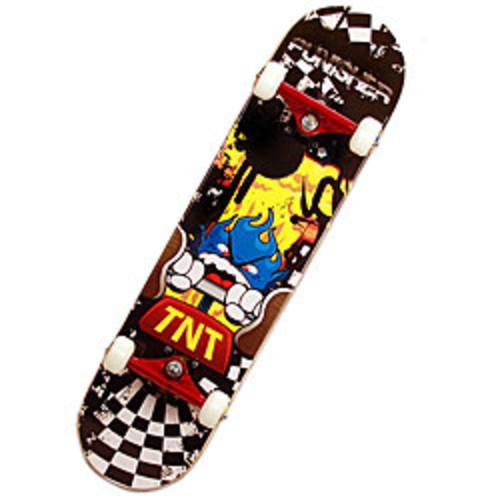 Punisher Jester ABEC-7 31-inch Complete Skateboard - PUNISHER Skateboards - Jester