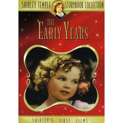 Shirley Temple Early Years Vol. 1 - In COLOR!