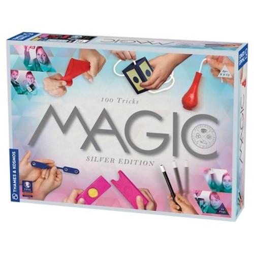 Thames & Kosmos Magic Playset - Silver Edition Board Game