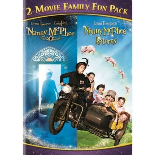 Nanny McPhee 2-Movie Family Fun Pack (dvd_video)