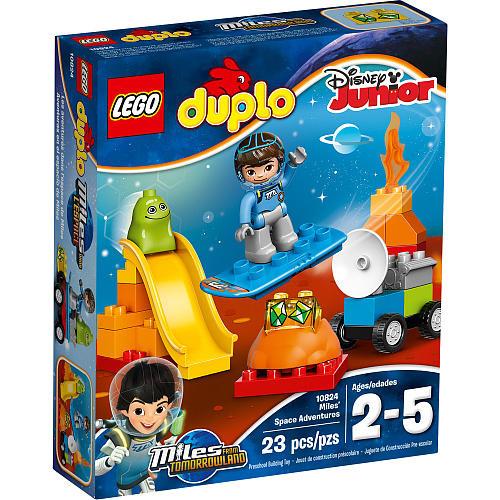 LEGO DUPLO Disney Junior Miles Space Adventures (10824)