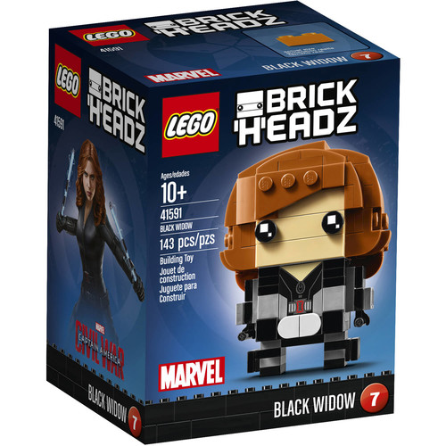 LEGO Brickheadz Black Widow 41591