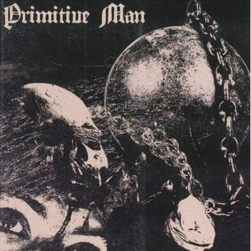 Primitive Man - Caustic [Audio CD]