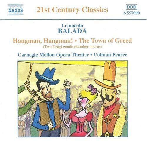 Balada: hangman Hangman/town Of Greed CD (2002)