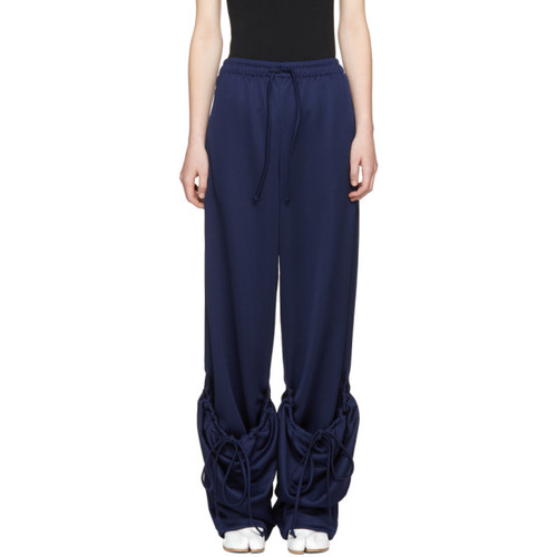 J.W. ANDERSON Blue Pocket Hem Lounge Pants