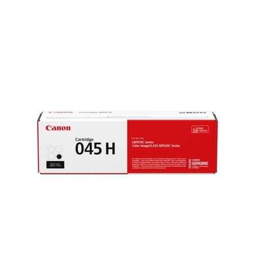 Canon 045H High-Yield Black Toner Cartridge