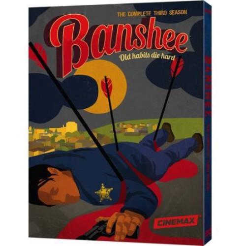 Banshee: The Complete Third Season