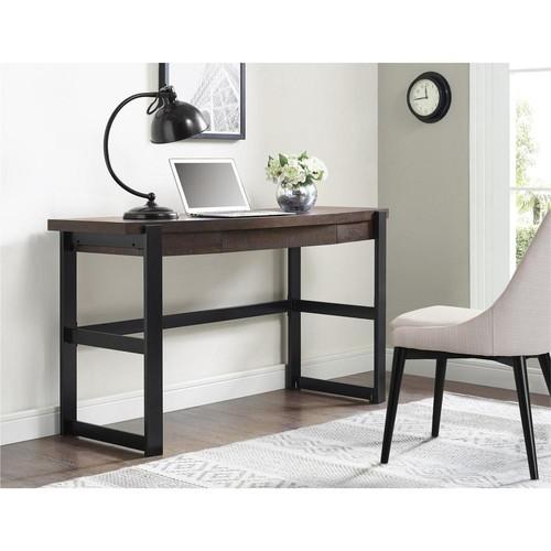 Altra Furniture Espresso/Black Castling Desk