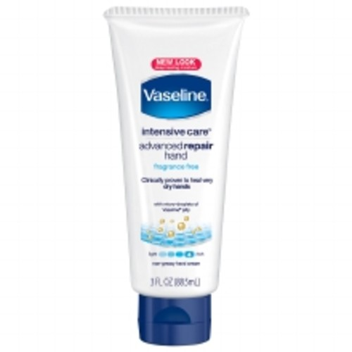 Vaseline Hand & Body Lotion Advance Repair Hand Unscented