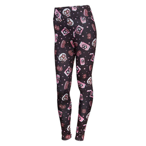 Steven Universe Cookie Cat Leggings Black XL