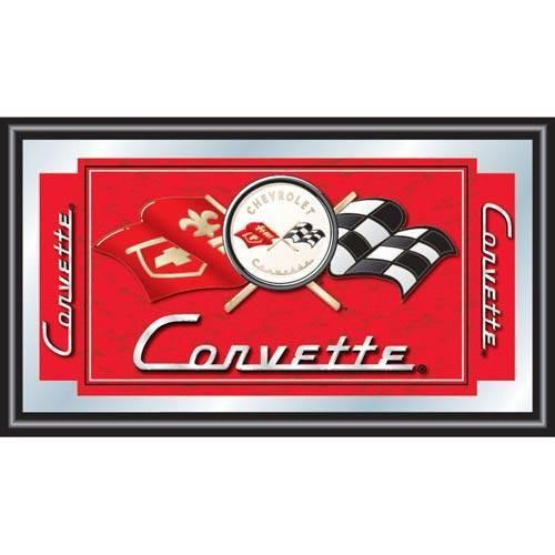 Trademark Global Corvette C1 Framed Mirror Model:GM1500R-C1-COR