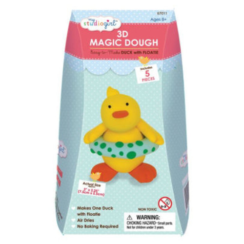 My Studio Girl 3D Magic Dough - Duck with Floatie