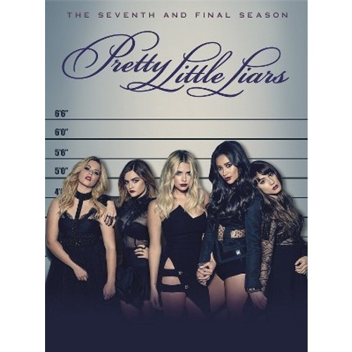 Pretty Little Liars: The Complete Seventh and Final Season (DVD)