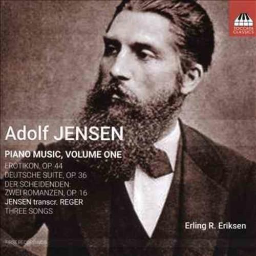 Erling R. Eriksen - Jensen: Piano Music: Vol. 1